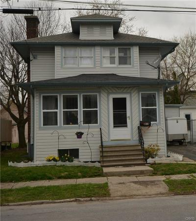 Watertown-City Single Family Home For Sale: 419 Broadway Avenue