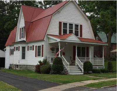 Lowville Single Family Home A-Active: 5336 Waters Terrace