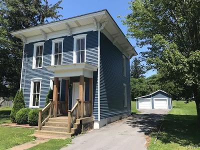 Single Family Home For Sale: 80 Delano Street