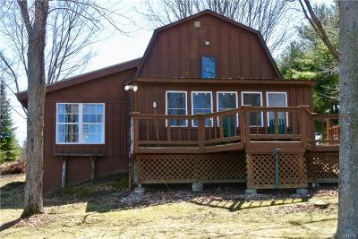 Single Family Home Active Under Contract: 42755 Mud Lake Camp Road