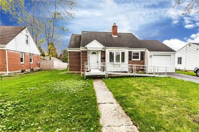 Syracuse Single Family Home A-Active: 203 Hoover Drive