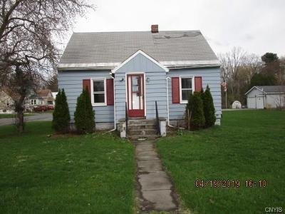 Syracuse Single Family Home A-Active: 110 Westwood Avenue