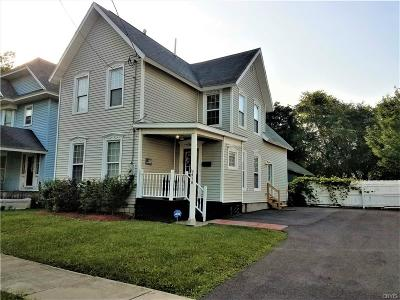 Watertown Single Family Home A-Active: 410 Flower Avenue East