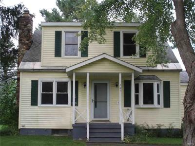 Single Family Home A-Active: 205 Utica Road