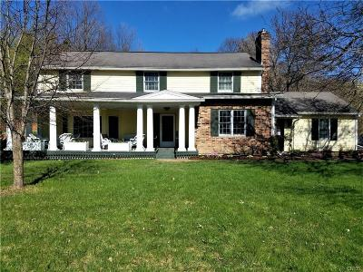 Syracuse Single Family Home A-Active: 605 Bradford Parkway