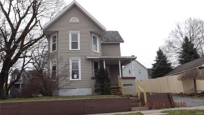 Watertown Single Family Home A-Active: 441 South Hamilton Street