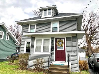 Watertown Single Family Home A-Active: 827 Myrtle Avenue