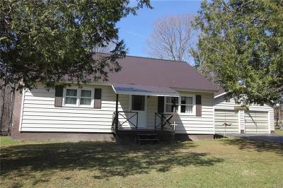 Westernville Single Family Home A-Active: 8575 Coleman Road
