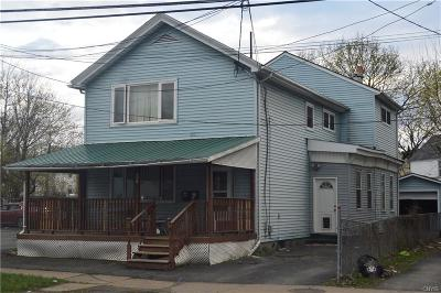 Utica Multi Family Home For Sale: 608 Albany Street