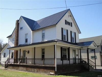 St Lawrence County Single Family Home A-Active: 59 Rock Island Street
