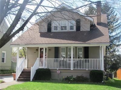 Syracuse Single Family Home A-Active: 244 Mosley Drive