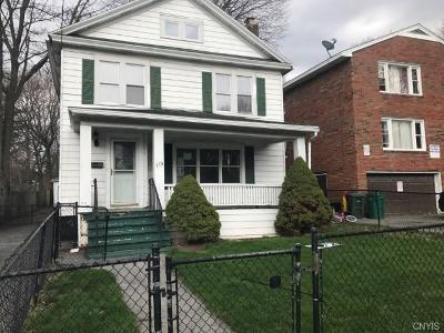 Syracuse Single Family Home A-Active: 115 Didama Street
