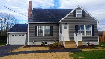Cayuga County Single Family Home A-Active: 60 Letchworth Street