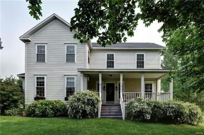 Cayuga County Single Family Home A-Active: 4079 Center Street Road