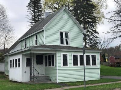 Oriskany Single Family Home U-Under Contract: 117 Oklahoma Avenue