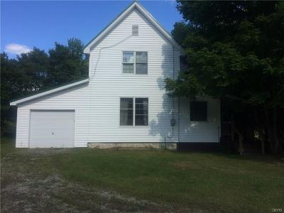 Forestport Single Family Home A-Active: 12086 Nys Route 28