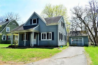 Vernon Single Family Home For Sale: 4026 State Route 5