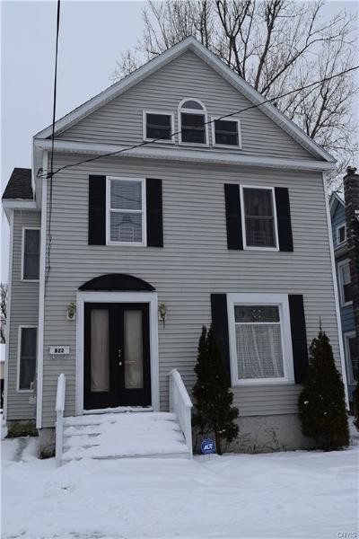 Watertown Single Family Home A-Active: 822 Academy Street