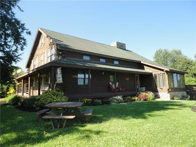 Single Family Home A-Active: 5132 Forbes Road