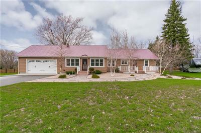 Jefferson County Single Family Home A-Active: 11663 State Route 3