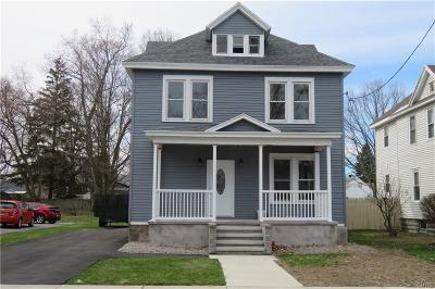 Rome Single Family Home U-Under Contract: 723 Croton Street