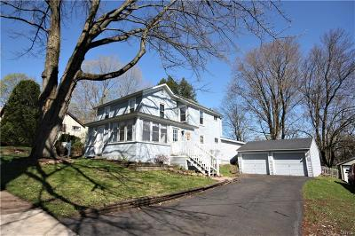 Single Family Home A-Active: 21 East Oneida Street