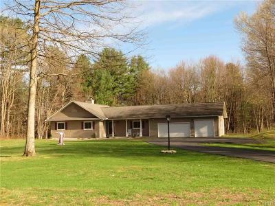 Barneveld Single Family Home C-Continue Show: 10758 Hinman Road