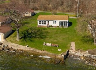 Cape Vincent Single Family Home A-Active: 2546 Ponds Shore Drive