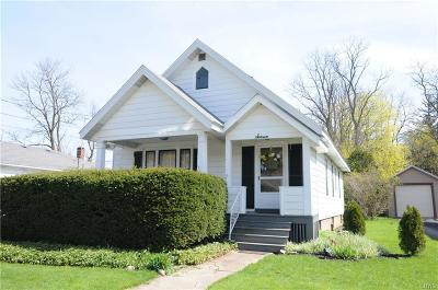Utica Single Family Home For Sale: 7 Sunnyside Drive
