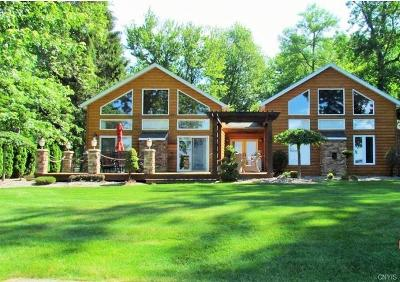 Oneida County Single Family Home Active Under Contract: 2328 Lakeshore Drive