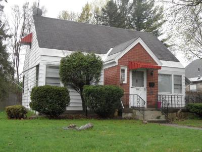 Rome NY Single Family Home A-Active: $82,000