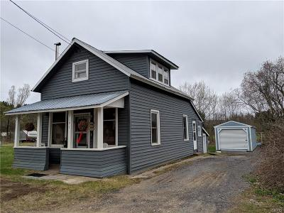 Single Family Home For Sale: 5191 Greig Road
