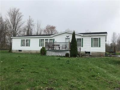Single Family Home A-Active: 8032 State Route 104