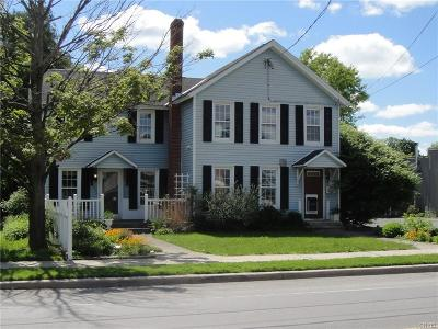 St Lawrence County Single Family Home A-Active: 197 West Main Street