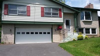 Madison Single Family Home For Sale: 2715 Lake Moraine Road