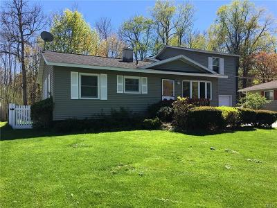 Single Family Home For Sale: 140 Northrup Boulevard