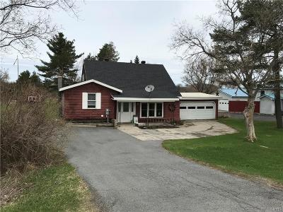 Rutland Single Family Home For Sale: 29625 Nys Route 12