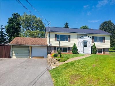 Croghan Single Family Home For Sale: 10623 Jackson Lane