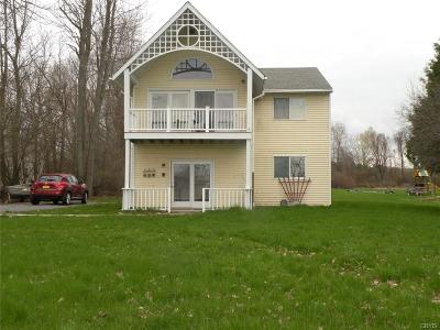 Single Family Home A-Active: 43165 County Route 100