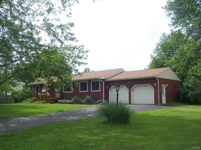 Rome Single Family Home A-Active: 6454 West Carter Road