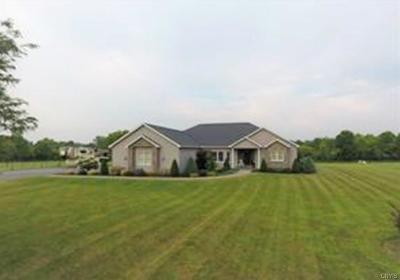 Vernon Single Family Home For Sale: 3996 Churton Road