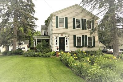 Madison Single Family Home A-Active: 7270 State Route 20