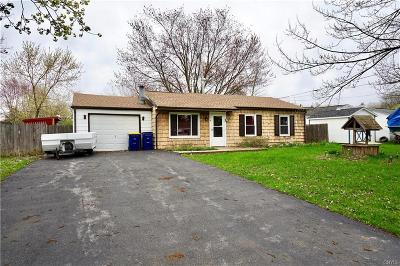 Single Family Home U-Under Contract: 319 Snowdale Drive