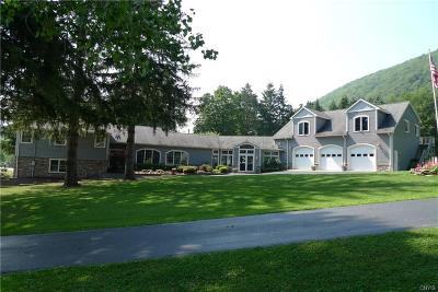 Single Family Home A-Active: 7417 Glen Haven Road