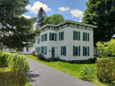 Sherburne Single Family Home For Sale: 37 W Main Street