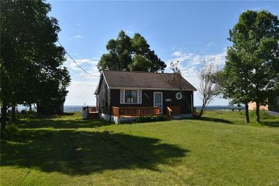 Single Family Home For Sale: 20297 S Shore Road