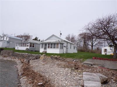 Single Family Home For Sale: 25261+25265 & Co Rte. 125 Indian Point Road