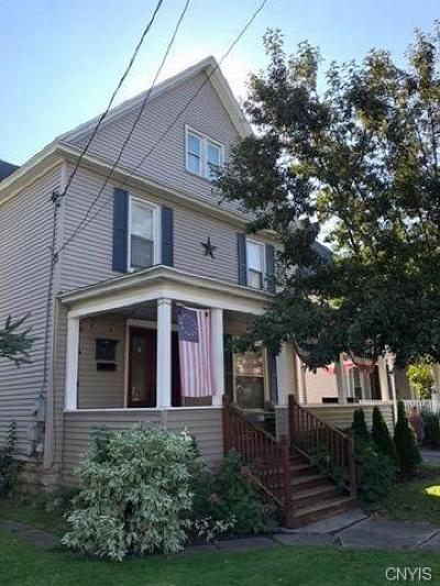 Watertown-City Single Family Home For Sale: 118 Bowers Avenue