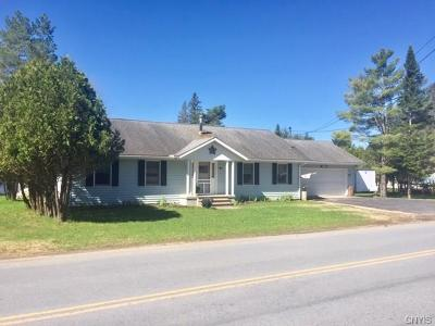 Single Family Home A-Active: 12177 Woodhull Road
