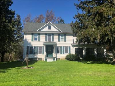 Fleming Single Family Home For Sale: 4813 State Route 34